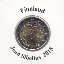 Finnland 2 € 2015, Jean Sibelius