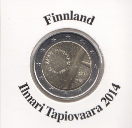 Finnland 2 € 2014 , Tapiovaara