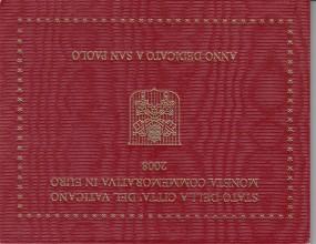 Vatikan 2 € 2008, Paulusjahr