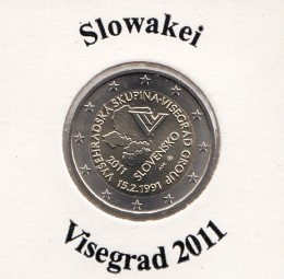 Slowakei 2 € 2011, Visegrad