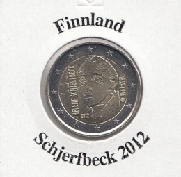 Finnland 2 € 2012, Schjerfbeck,