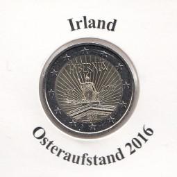 Irland 2 € 2016, Osteraufstand, bankfrisch