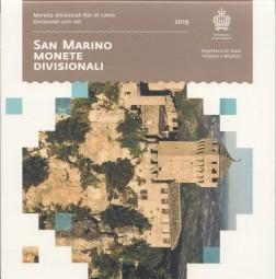 San Marino KMS 2019 ST Nom. 3,88 €