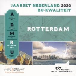 Niederland Kursmünzsatz 2020 ST