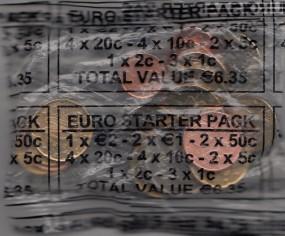 Irland Starterkit 2002, Nominale 6,35 €
