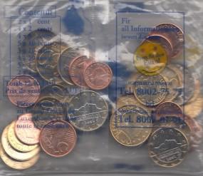 Luxemburg Starterkit 02, Nominale 12,40 €