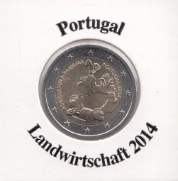 Portugal 2 € 2014, Landwirtschaft