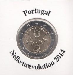 Portugal 2 € 2014, Nelkenrevolution