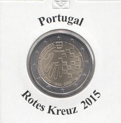 Portugal 2 € 2015, Rotes Kreuz