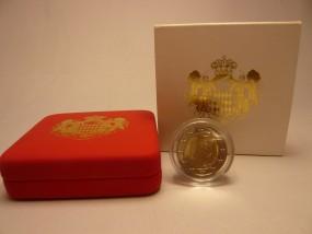 Monaco 2 € 2007 Grace Kelly im original Etui + Verpackung