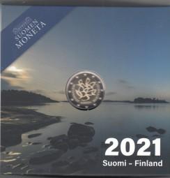 Finnland 2 € 2021, Journalismus, PP