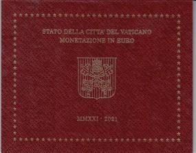 Vatikan KMS 2021 ST Nom. 3,88 €